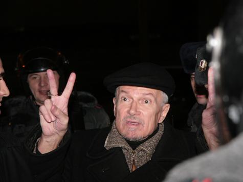 ЦИК отказал Лимонову