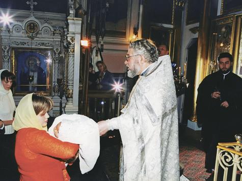 Святой отец неплатит алиментов