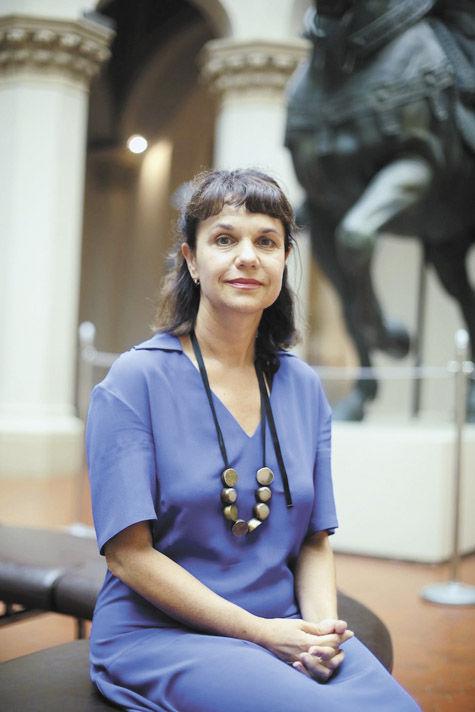 Марина Лошак: «В нашем доме ремонт»