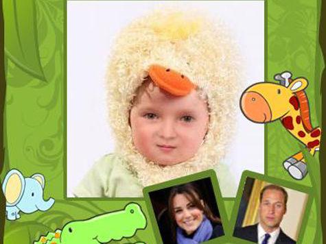 «МК» узнал, как будет выглядеть ребенок Кейт и принца Уильяма