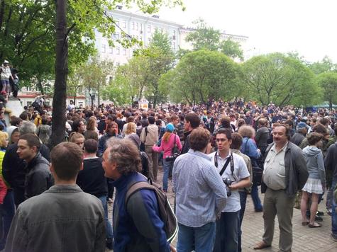 Протестные гуляния продолжаются четвёртые сутки: «Оккупай Абай!» ВИДЕО