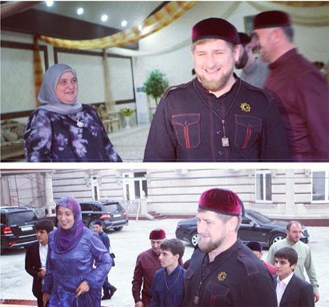 Кадыров перепутал два байрама посредством