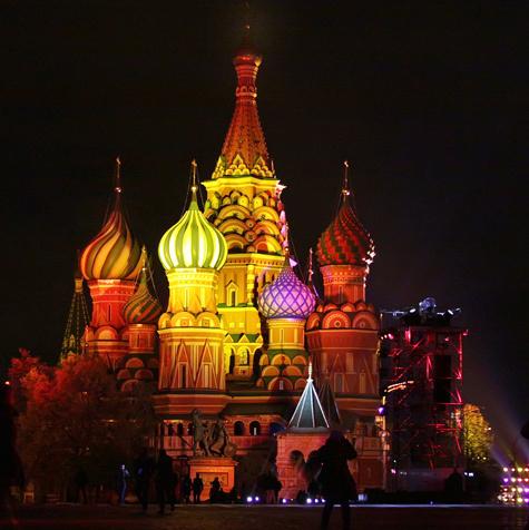 Маликов прозвучал над Москвой