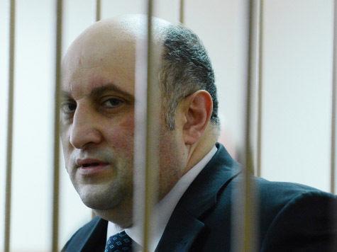 Вице-губернатора Новгородской области допросили в тюремной больнице