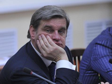 Медведев отставил Дарькина