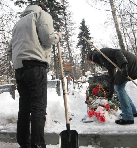 В России появятся коммунальные могилы?