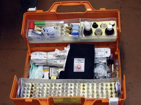 Купить медицинские аптечки индивидуальные в Санкт-Петербурге дешево.