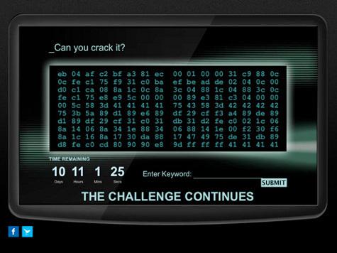 Интернет-соискателям вакансий предложили хакерскую загадку