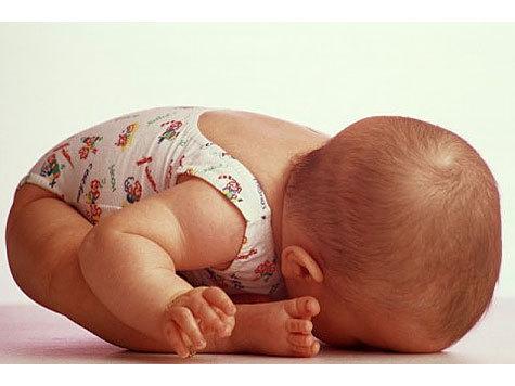 Убивая младенца, молодая мать проявила невиданное упорство