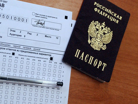 Проходные баллы в российские вузы