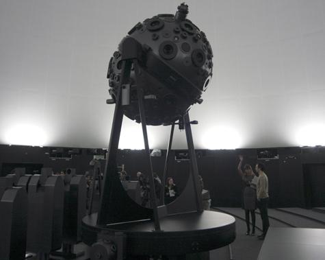 Московский планетарий: первый год — полет нормальный!