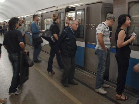 В случае ЧП в подземке поезда заменят тележками