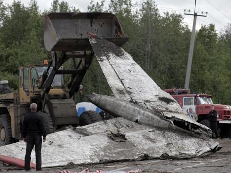 Воздушную катастрофу в Карелии подготовили на земле
