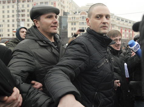 Сергей Удальцов: «Я не хочу афишировать свое местонахождение»