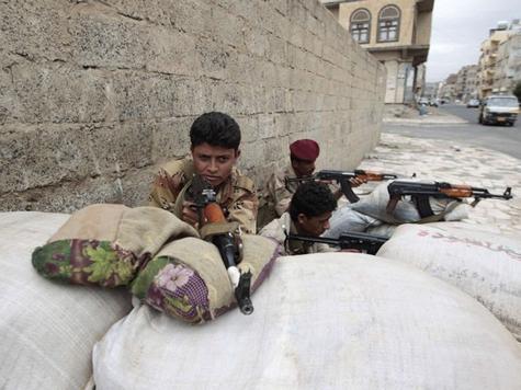 Студентов истребляют в Йемене