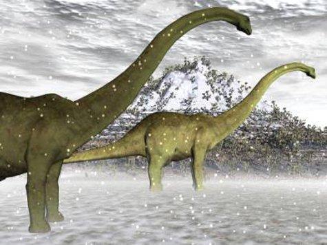 В Антарктиде найдены останки динозавра-