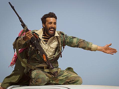 За кулисами ливийской революции