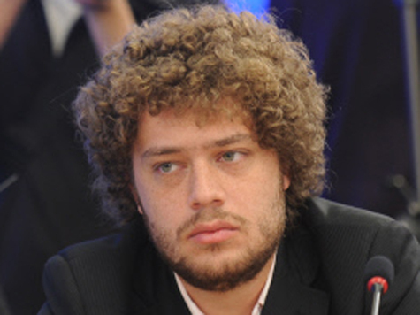 Блогер Варламов завяз в болоте