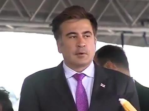 К Саакашвили едет ревизор