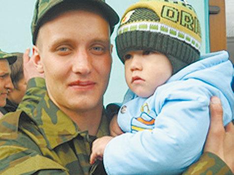 Алименты на ребенка если отец служит в армии солдатом надеялся, что