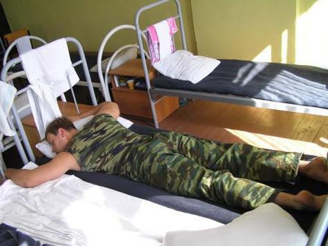 На госслужбу — только через армию