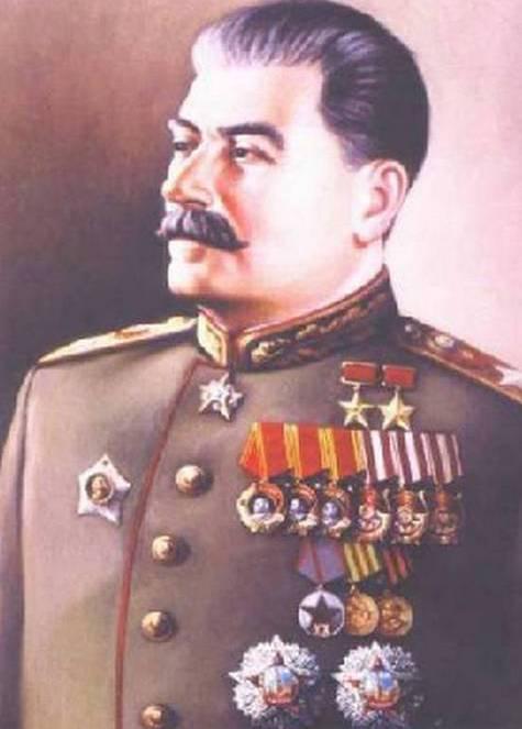 Со Сталиным в портфеле