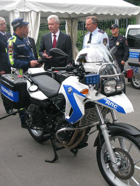 Московской полиции добавили мобильности