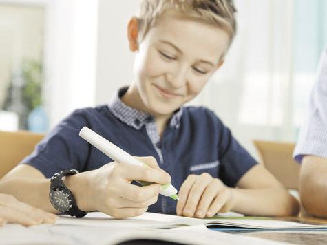 Создана ручка, недопускающая ошибок