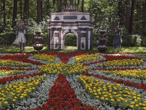 На территорию Кузьминского парка не «ступит» ни одно колесо
