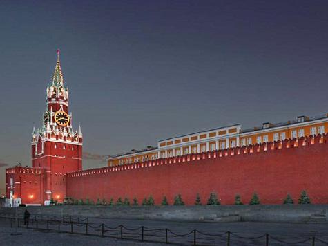 Новые гирлянды подчеркнут формы Кремля