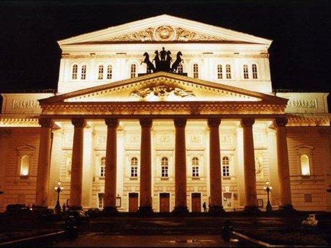 После церемонии открытия Большого театра рухнули декорации