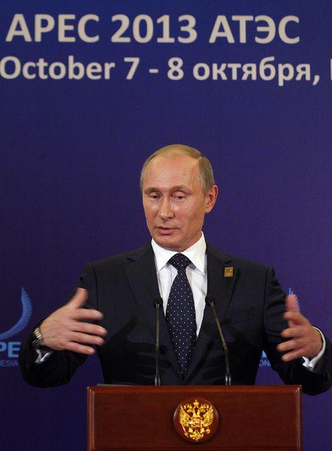 Путин: «Встреча с Обамой ради встречи не нужна»