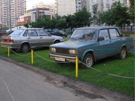 Автомобили из центра выдавят рублем