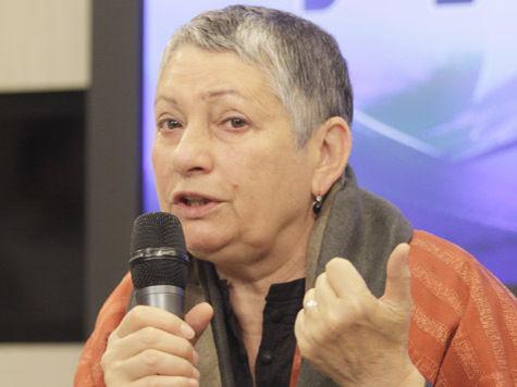 Людмила Улицкая может заменить Прохорова во главе «Гражданской Платформы»
