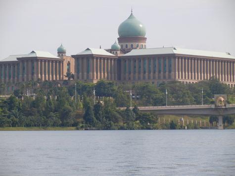 Город чиновников по-малайзийски