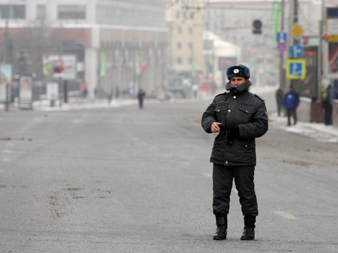 Среди будущих полицейских станут искать неудавшихся политиков