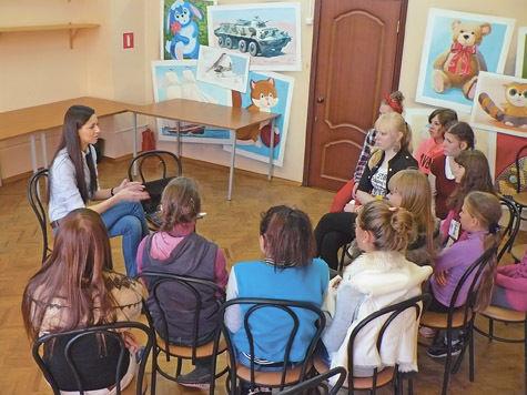 Колыбель искусства для сирот со всей России