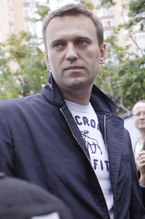 Навальный подает иск в Мосгорсуд по поводу Собянина и Путина