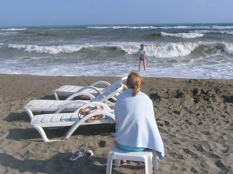 Турция сократила время пребывания туристов