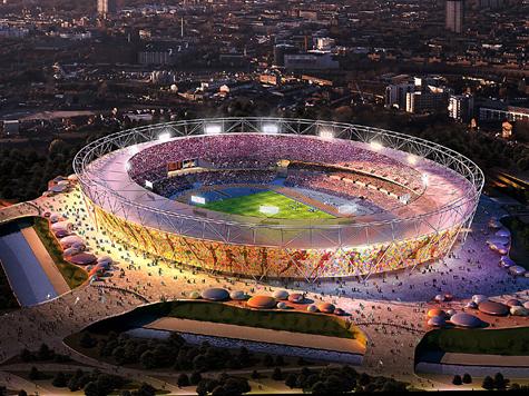 Олимпиада-2012 оказалась под угрозой из-за безалаберности полицейского