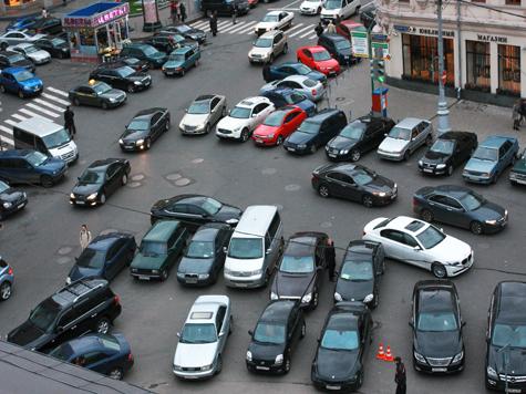 50 рублей за час парковки в центре Москвы будут платить не все