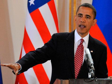 Президент Обама в роли мифологического антея