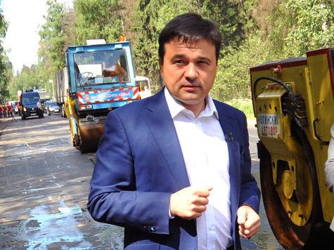 Жители деревни Петровское Раменского района Подмосковья готовы перекрыть федеральную.