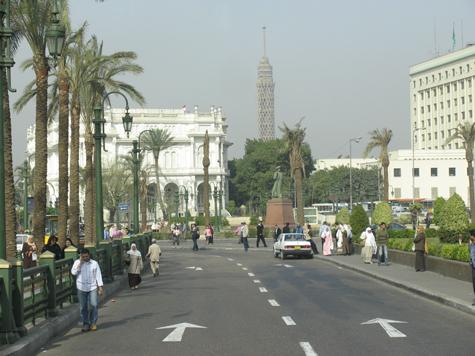 Египет возглавит пацифист-исламист