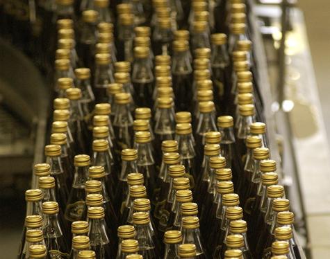 Бутылки останутся в ручной клади