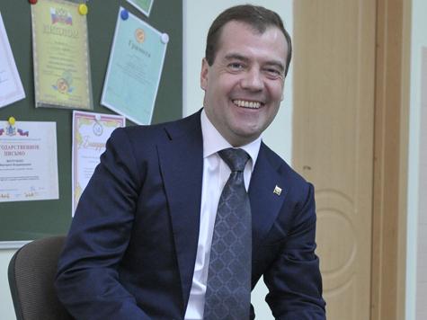 Медведев стал почетным философом