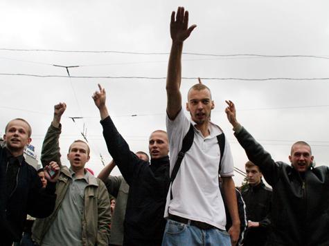 Фашисты провели праздник в Будапеште