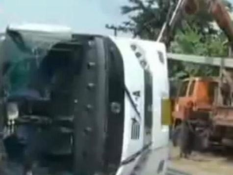 Русские туристы в Тайланде попали в крупное ДТП - есть пострадавшие