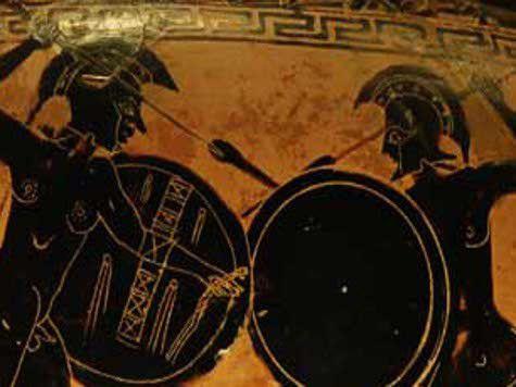 Как «косили» от армии в Древней Греции