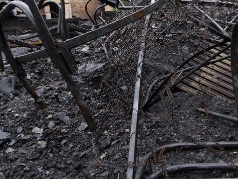Москвич поджег опорный пункт полиции, чтобы насолить родителям